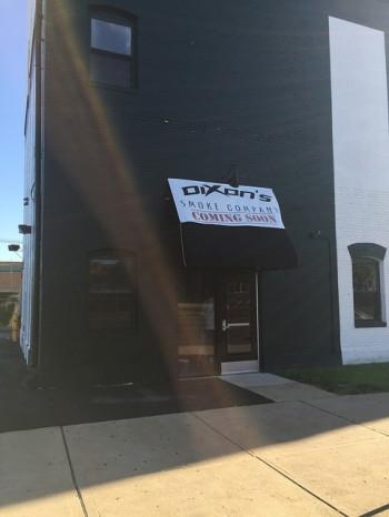 Dixon Building Front