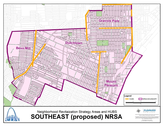 SOUTHEAST PROPOSED NRSA